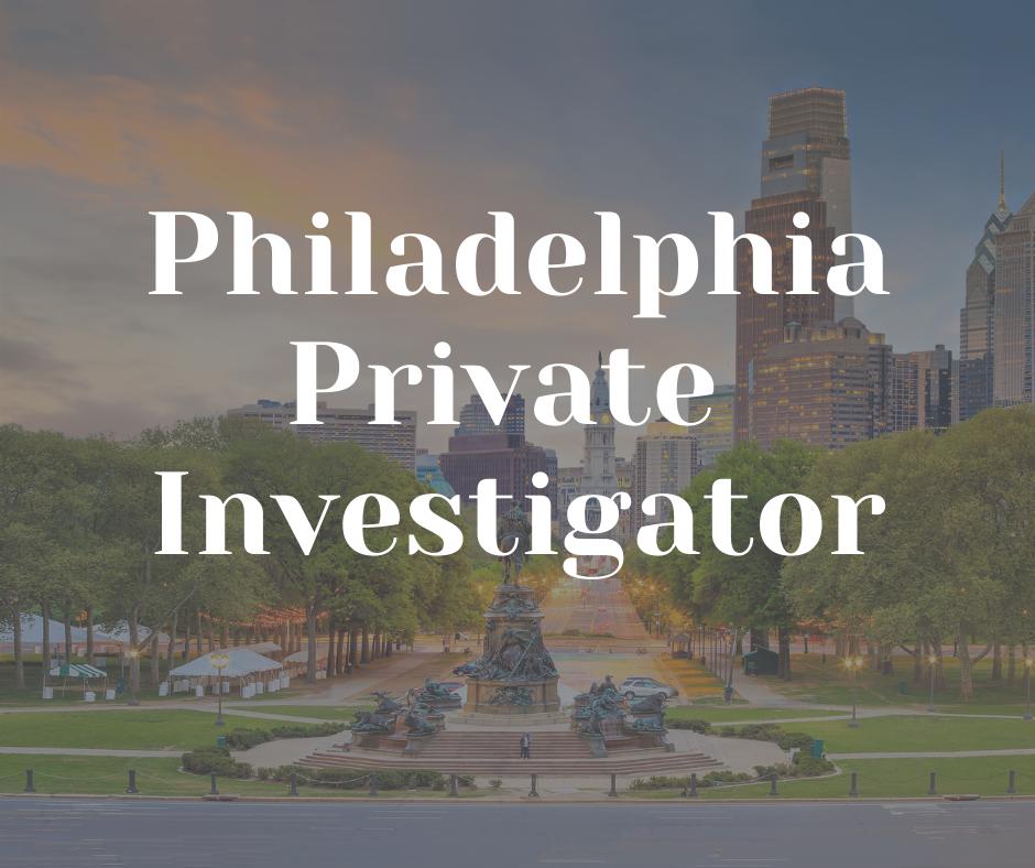 Philadelphia Private Investigator american eagle